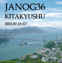 JANOG36 Meeting